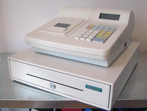 экр 2102Ф с денежным ящиком
